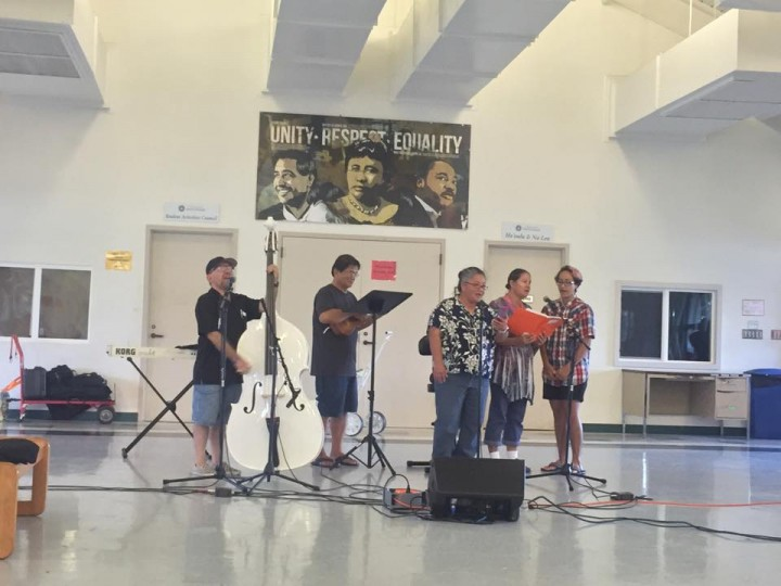 Music Club Presents: Open Mic at UH Maui College
