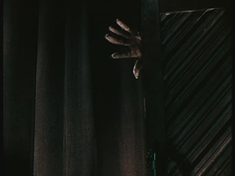 Monster peeking behind door(1) & Whou0027s Behind the Door? | Ho`oulu