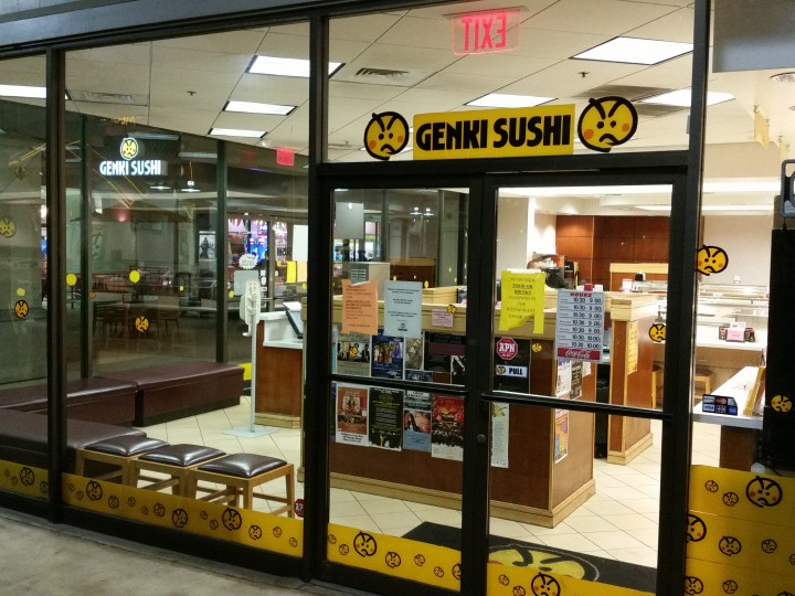 Genki Sushi: That's How They Roll