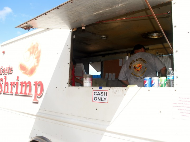 Geste Shrimp: Maui's New Food Truck Crave