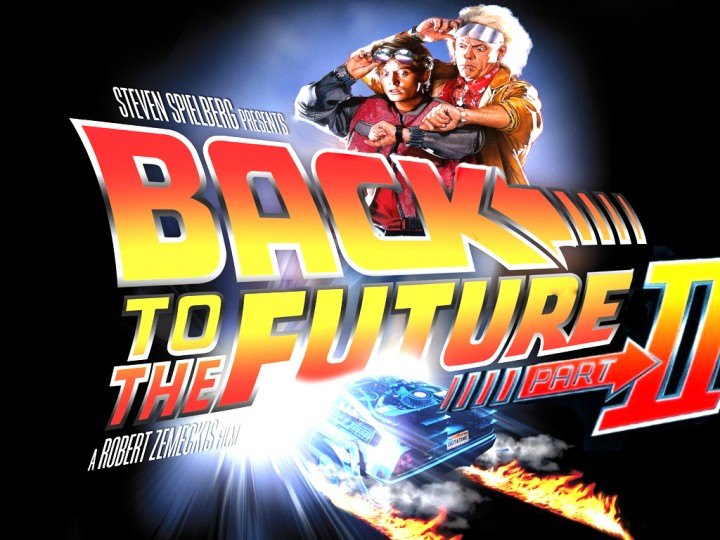 Back to the Present: A Second Look at 'Back to the Future Part II'