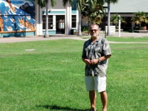 Tim Botkin, SSM Program, UHMC Sustainability Committee Member