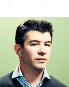 Travis Kalanick: Uber Co-Founder, second highest Wii Tennis score in the world.