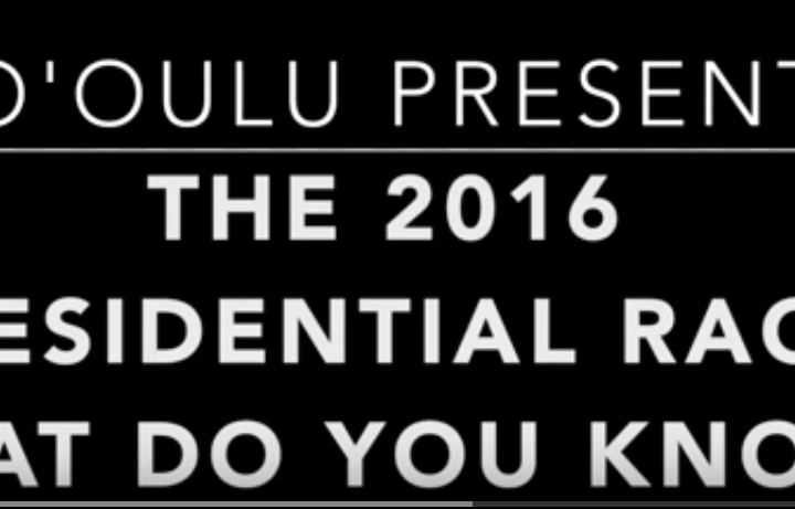What Does UH Maui Know About the 2016 Election