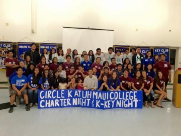 Interview with UHMC's Circle K Club's Founder: Aileen Ballesteros