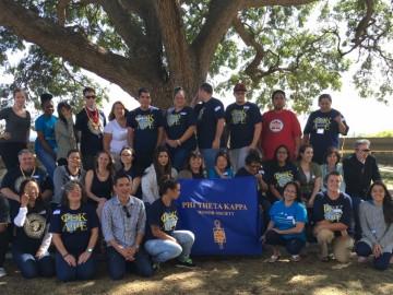 Interview with the Honor Society: Phi Theta Kappa's President, Heather Kotok