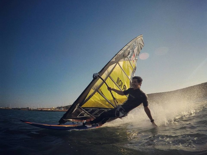 A Windsurfer's World