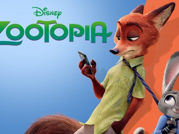 Hop On Over to See 'Zootopia'