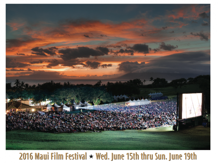 Lights, Camera and Plenty of Action at the 2016 Maui Film Festival