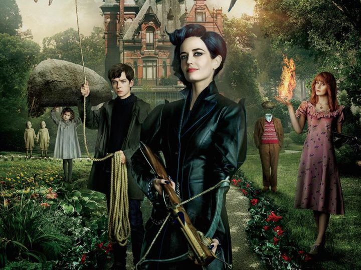 """Miss Peregrine's Home for Peculiar Children"": A Tim Burton Experience"