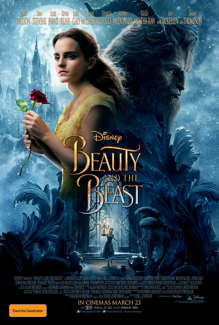 Disneys Newest Live Action Film Beauty And The Beast Amazes Crowds Across World
