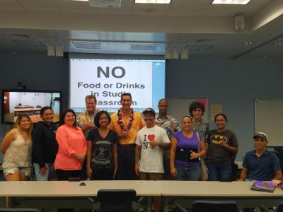 Student Voices Heard: Senate Kaiali'i Kahele Visits UH Maui Campus