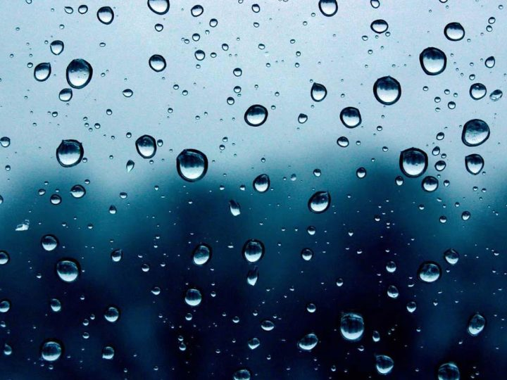 """Raindrops"" by Kuulei Laanui"