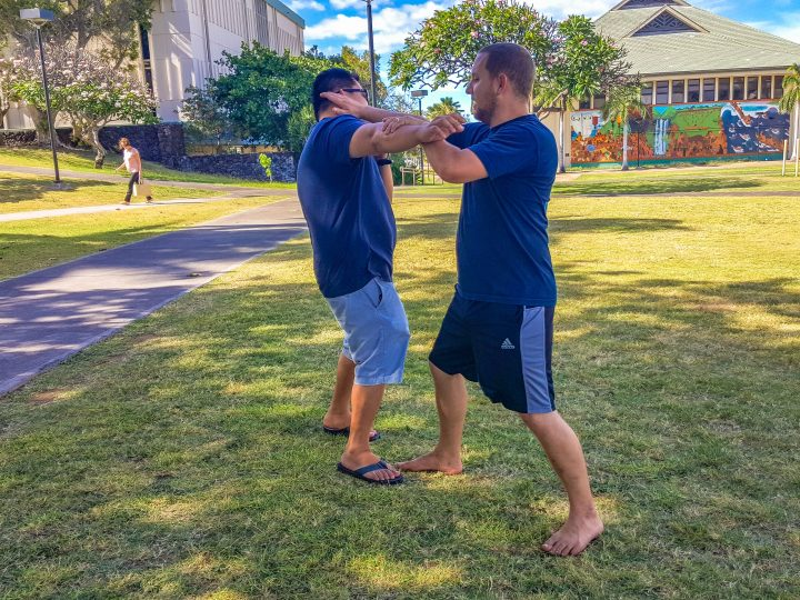 UHMC Club Offers Fitness, Self-Confidence and Self-Defense Skills