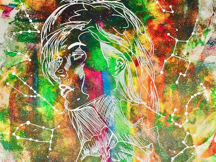 """""""Rainbow Stars"""" by Amber Drake"""