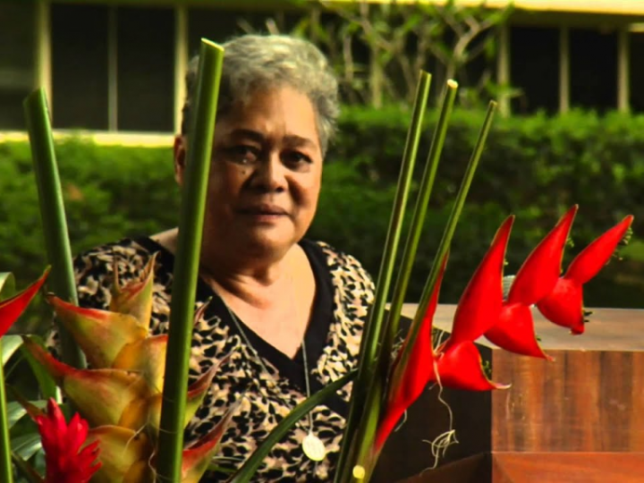 Hawaiian Herstory, Remembering Kaho'olawe Activist Joyce Kainoa