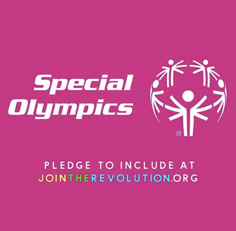 Special Olympics, Pledge to Include at Join the Revolution.org