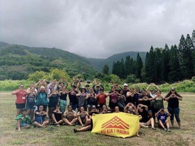 Mu'O A'e:  A Pillar Of Support For Native Hawaiian Students