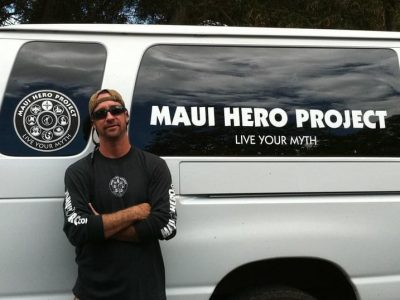 Community Spotlight: Loren Lapow and The Maui Hero Project