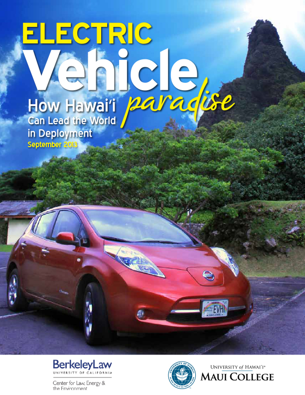 EV Paradise: how Hawaii can lead the world in deployment