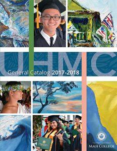 UHMC General Catalog