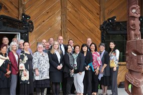 UHMC Wo Global Learning Champions Travel to New Zealand
