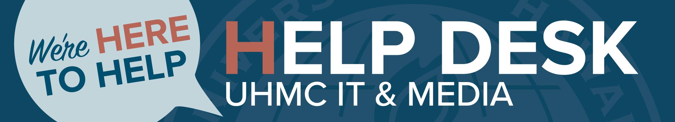 UHMC HelpDesk