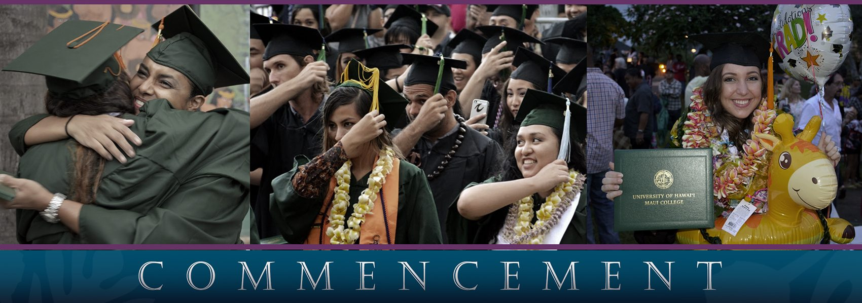 Commencement header