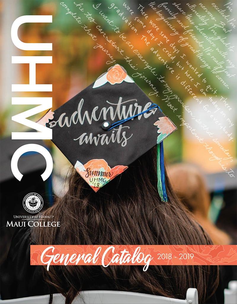 UHMC General Catalog 2018-19