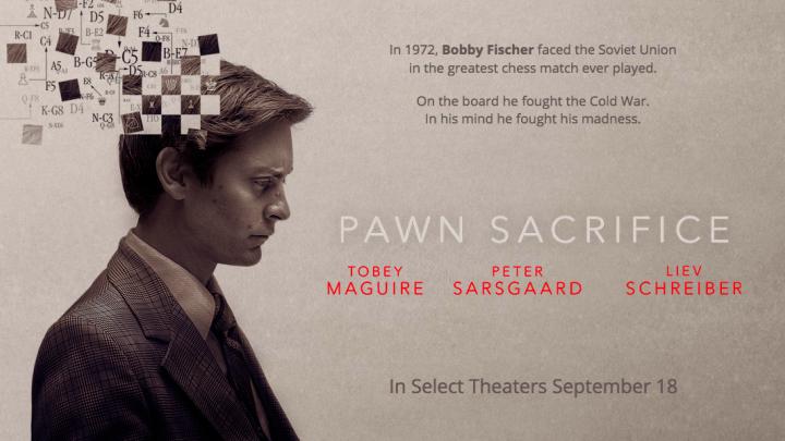 'Pawn Sacrifice'