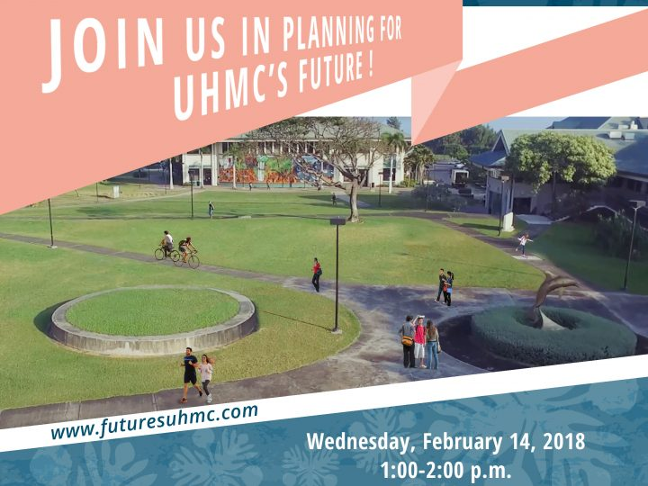 UH Maui College Revisits Long Range Plan, Solicits Campus Input on Future Development