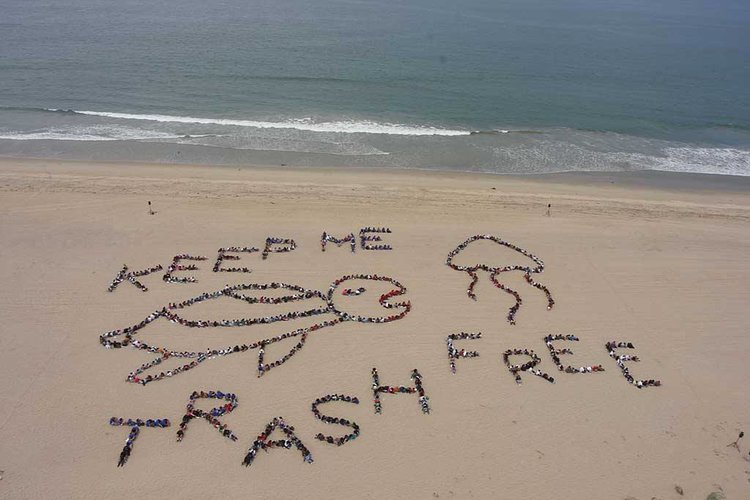 Community invited to take part in Earth Day beach cleanup ...