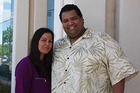 Malia & Jerome Featured